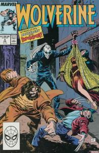 Wolverine #4 VF; Marvel | save on shipping - details inside