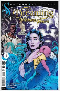 Dreaming Waking Hours #1 Paquette Card Stock Variant | Sandman Universe (NM)