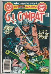 G.I. Combat #257 (Sep-83) VF/NM High-Grade The Haunted Tank