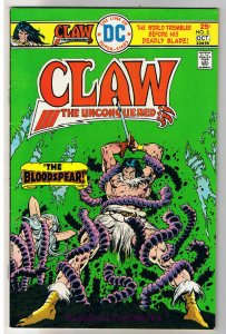 CLAW the UNCONQUERED #3, FN+, Ernie Chan, Sword, 1975, more in store