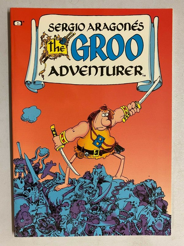 Groo the Adventurer TPB 8.0 VF (1990)