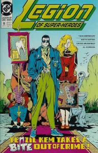 Legion of Super-Heroes (4th Series) #11 VF/NM; DC | save on shipping - details i