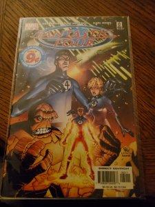 Fantastic Four by Mark Waid #1 (2004)