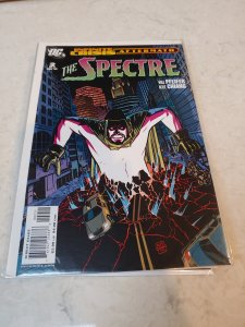 Infinite Crisis Aftermath: The Spectre #2 (2006)