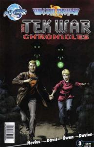 Tek War Chronicles #3, VF+ (Stock photo)