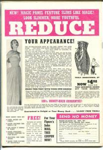 Weird Adventure #10 1951-Ziff-Davis-1st issue-Green Girl-pre-code horror-VF-