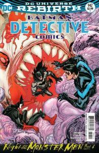 Detective Comics (2016 series) #942, NM + (Stock photo)