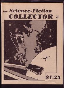 SCIENCE-FICTION COLLECTOR FANZINE #3 1977-HEALTH KNOWLE VF/NM