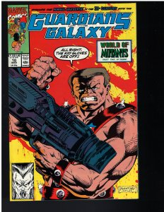 Guardians of the Galaxy #10 (1991)