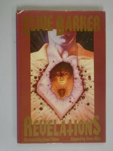 Revelations GN by Clive Barker HC 6.0 FN (1991 Eclipse)