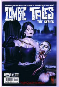 ZOMBIE TALES The Series 11, NM, Undead, Walking Dead, 2008,more Horror in store