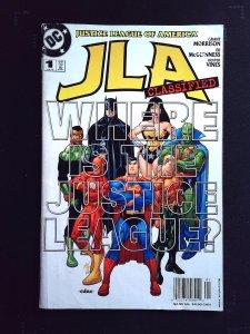 JLA: Classified #1 (2005)