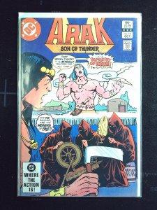 Arak, Son of Thunder #14 (1982)