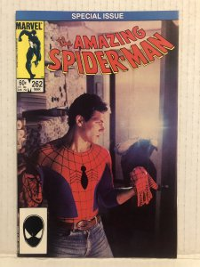 The Amazing Spider-Man #262 Direct edition Combined Shipping on unlimited items!