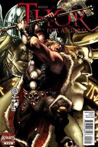 Thor: For Asgard #2, NM (Stock photo)