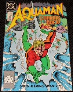 Aquaman #2 (1989)