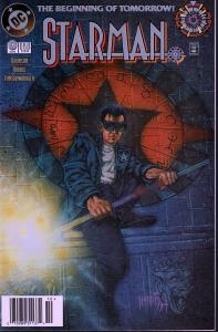 Starman #0 (1994 2nd Series) NM