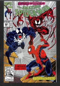 The Amazing Spider-Man #362 (1992)