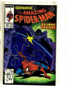 Amazing Spider-Man # 305 NM Marvel Comic Book Venom Todd McFarlane Goblin HJ9