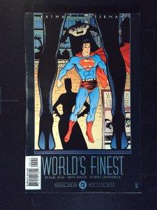 Batman and Superman: World's Finest #5 (1999)