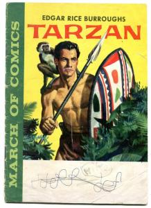 March of Comics #204 1960-Tarzan Jesse Marsh art- Promo Comic