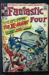 Fantastic Four #28 (1964)