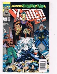 X-Men 2099 #4 VG Marvel Comics Comic Book Jan 1994 DE40 AD14