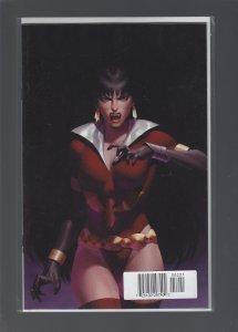 VAMPIRELLA DARK POWERS #5 YOON LTD VIRGIN COVER