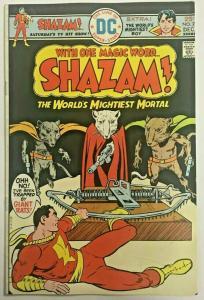 SHAZAM#21 FN/VF 1975 DC BRONZE AGE COMICS