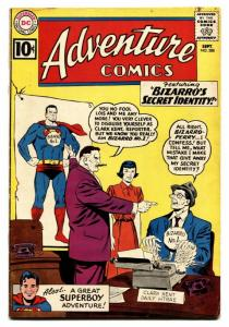 ADVENTURE COMICS #288 comic book 1961-SUPERBOY-BIZARRO WORLD ISSUE
