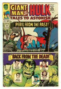 Tales To Astonish 68