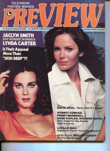 PreVIEW-Lynda Carter-Jaclyn Smith-Freddie Prinze-June-1977