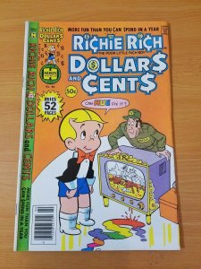 Richie Rich Dollars and Cents #90 ~ VERY FINE VF ~ (1979, Harvey Comics)