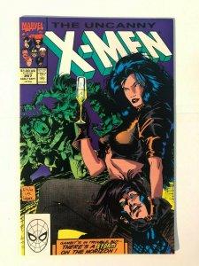 Uncanny X-Men 267 - 2nd Appearance of Gambit