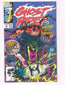 Ghost Rider #36 VF Marvel Comics Comic Book Daredevil DE20