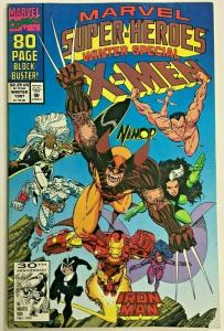 MARVEL SUPER-HEROES#8 VF/NM 1991 FIRST SQUIRREL GIRL MARVEL COMICS