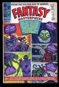 Fantasy Masterpieces #1 VG/FN 5.0