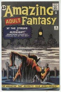 Amazing Adult Fantasy #13 1994- 2nd print JC Penny- Ditko F/VF