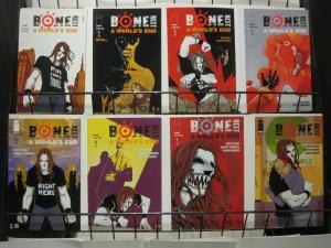 BONEREST (2005 IM) 1-8  COMPLETE!