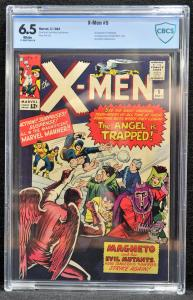 X-men #5  CBCS 6.5