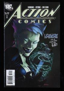 Action Comics #835 NM+ 9.6 DC Superman 1st Live Wire!