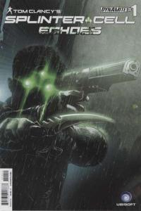 Tom Clancy's Splinter Cell: Echoes #1, NM- (Stock photo)