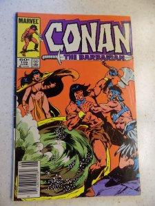 CONAN THE BARBARIAN # 159 MARVEL SAVAGE SWORD SORCERY FANTASY