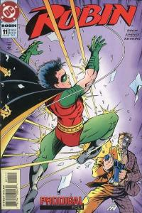 Robin (1993 series) #11, NM- (Stock photo)