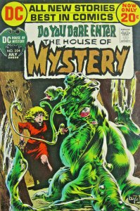 House of Mystery #204 DC Comic 1972 Bronze Age VG
