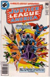 Justice League of America   vol. 1   #170 GD