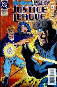 Justice League America #82 (1993)