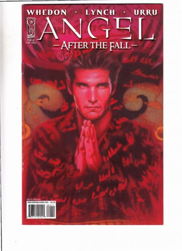 Buffy the Vampire Slayer, Angel After the Fall Set #1to15 (Nov-08) NM+ Super-...