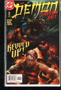 Demon: Driven Out #2 (2003)