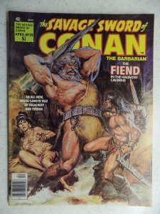The Savage Sword of Conan #28 (1978)